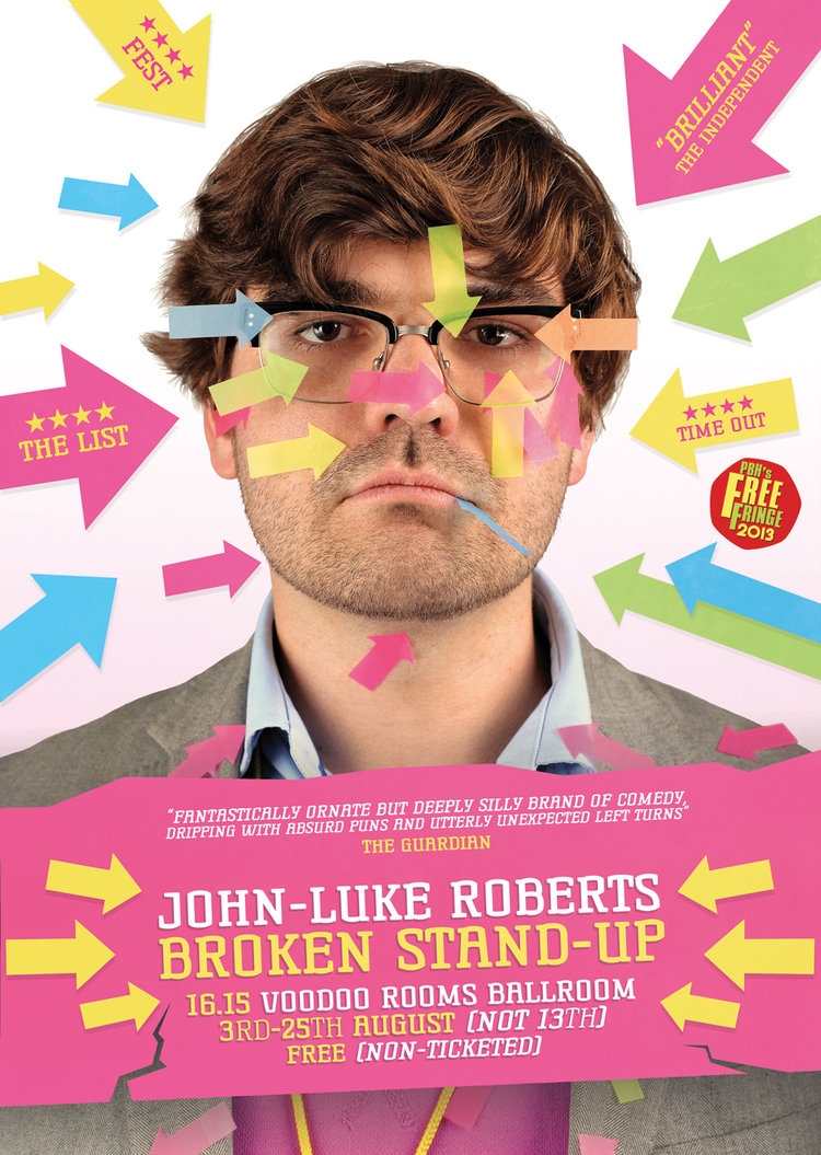 Broken Stand Up - John-Luke Roberts