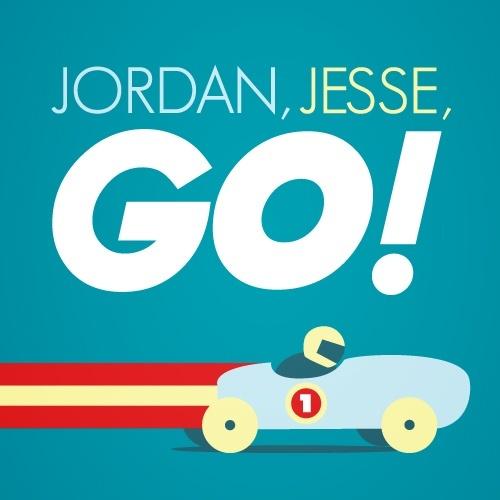 Jordan, Jesse, Go! (Ep 507) - John-Luke Roberts