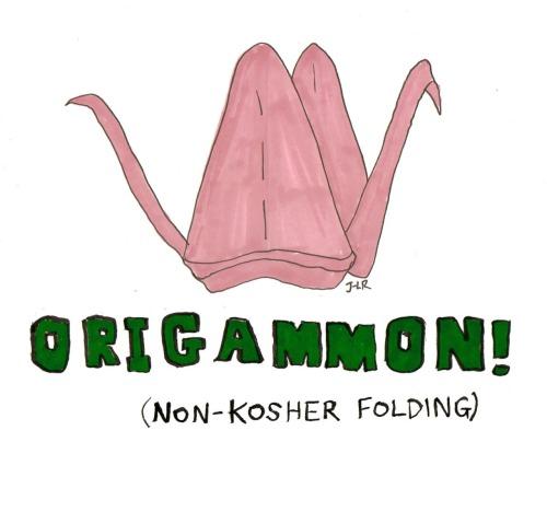Origammon - John-Luke Roberts