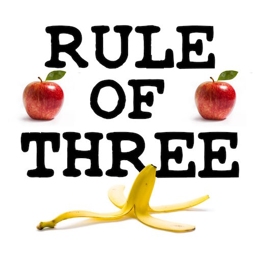 Rule Of Three - John-Luke Roberts