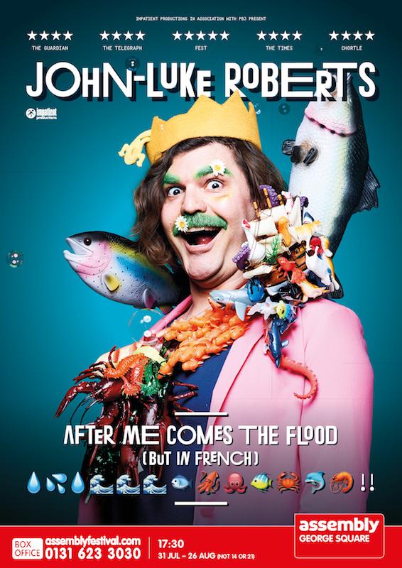John-Luke Roberts - Professionally Silly