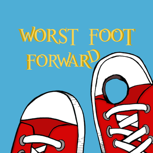 Worst Foot Forward Ep 159: World's Worst Joke - John-Luke Roberts