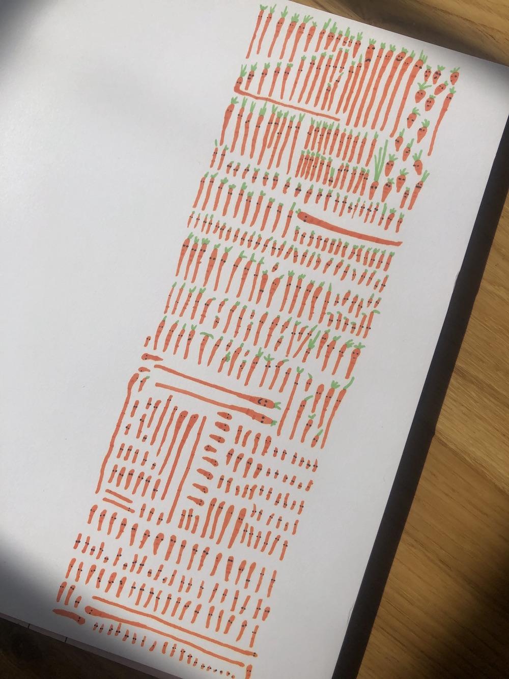 Carrots - John-Luke Roberts